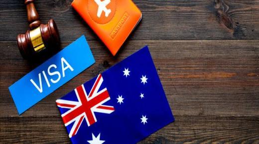 الهجرة نحو أستراليا عن طريق العمل